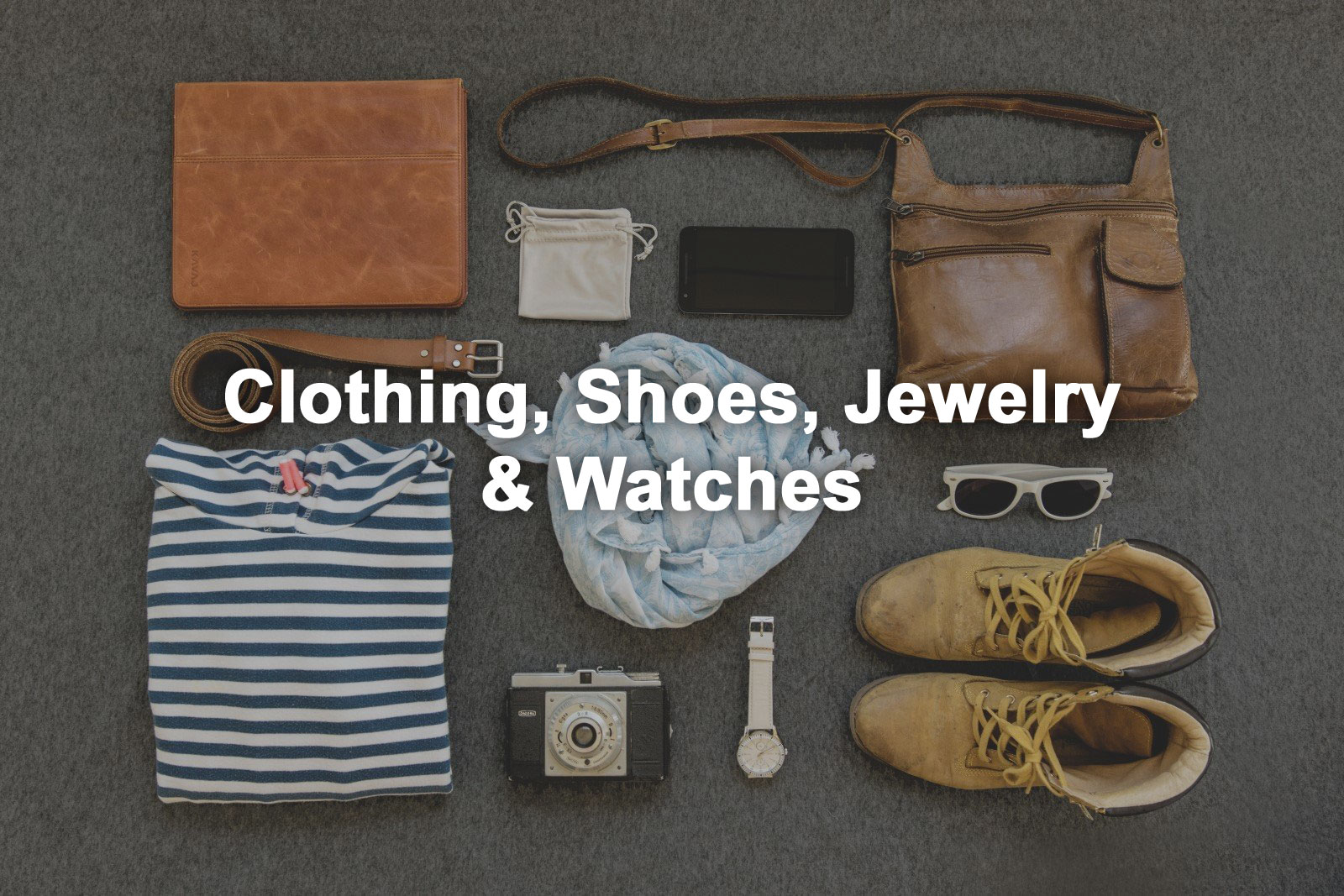 Clothing, Shoes, Jewelry & Watches