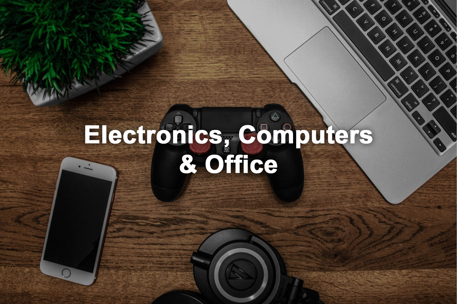 Electronics, Computers & Office