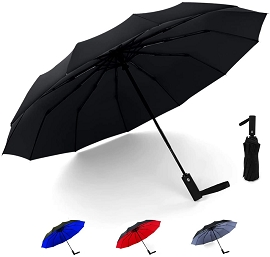 Travel Umbrellas - Assorted Colors - ETA 9/30