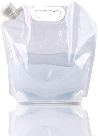 Collapsible Emergency Water Jug Container Bag (5L)