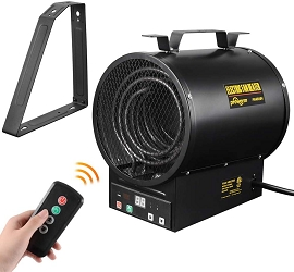 Electrical Forced Air Industrial Fan Heater 240V 4800W