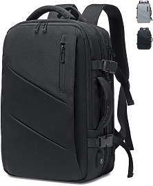 Travel Backpack with Laptop Storage & USB Charging Port - Fengdong - Upcoming 9/30