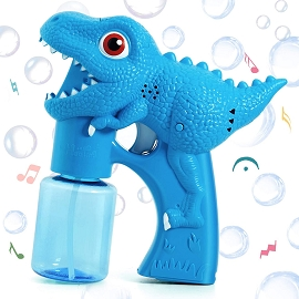 Dinosaur Bubble Gun (Retail Packaging)
