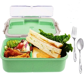 Bento Lunch Box - BPA Free