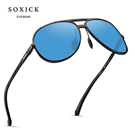 Sunglasses with Case - Assorted Style - High-Quality (ETA 8/1)