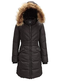 Women's Winter Puffer Coats with Fur Lining and Removeable Hood **High Quality**