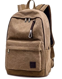 Laptop Travel Backpack with USB Charging Port