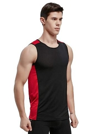Men's Basketball Muscle Tank Top Mesh - Assorted Size & Color