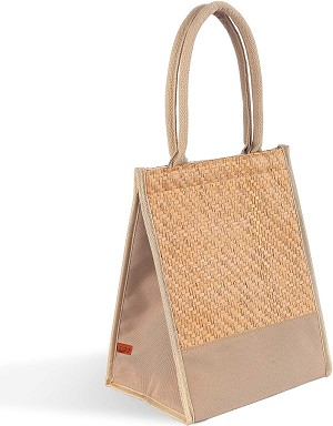Seagrass Lunch Tote Bag