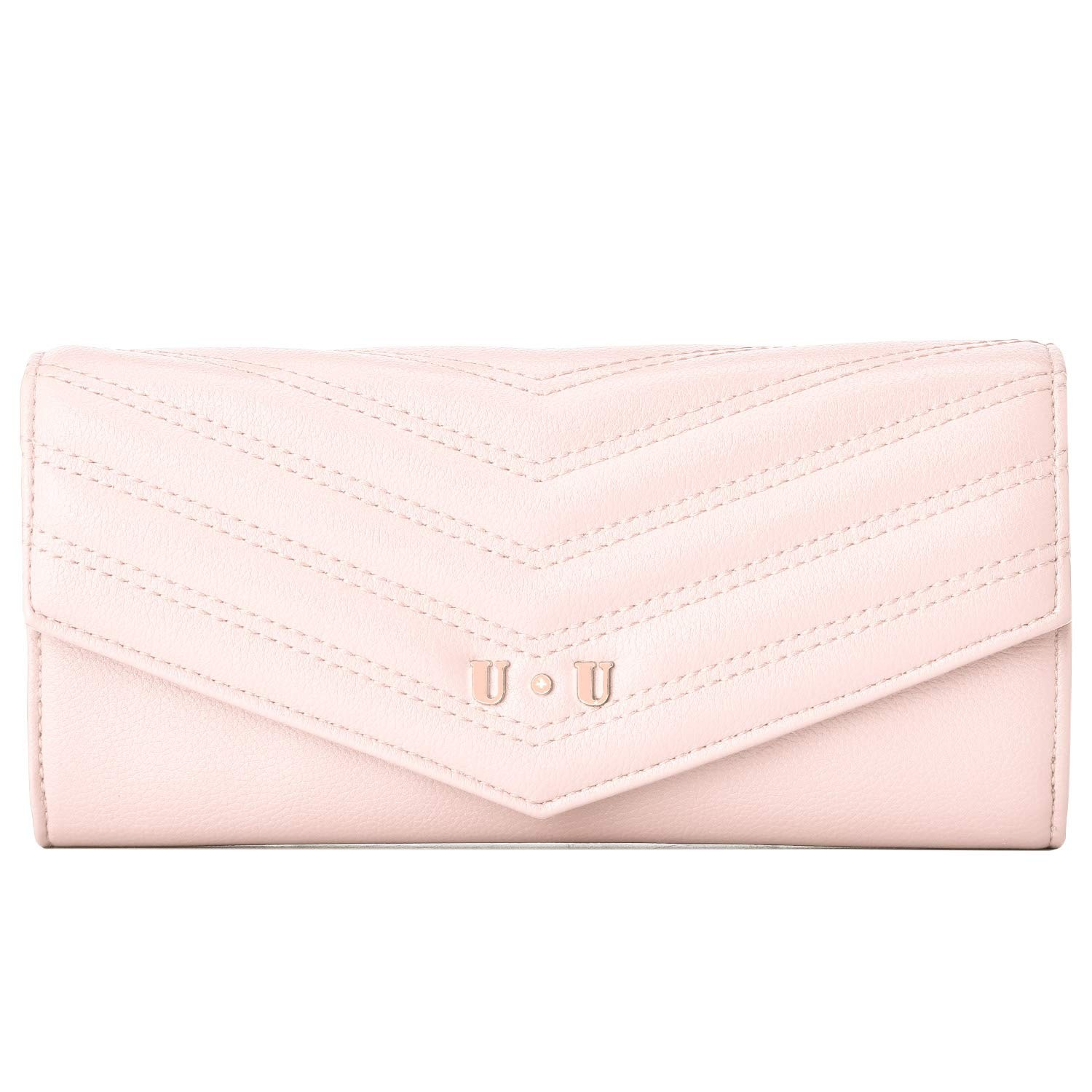 Chevron Flap Wallet - Assorted Colors
